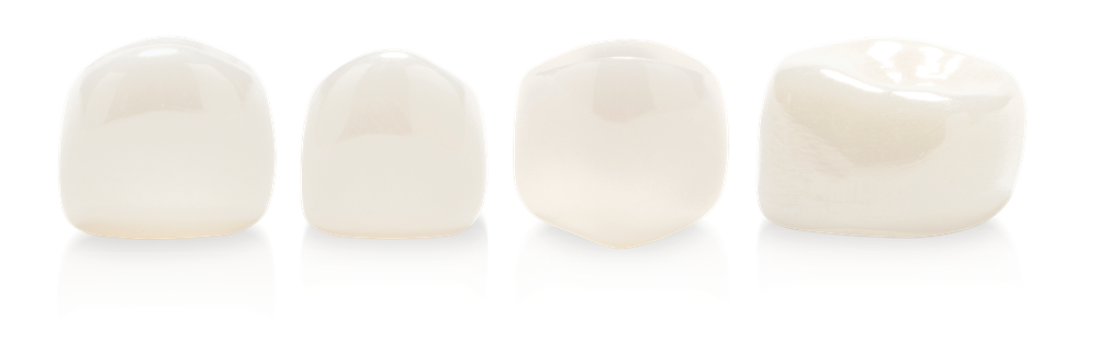 NuSmile ZR Zirconia Crowns