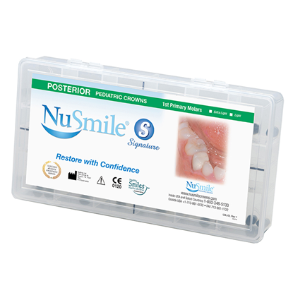"Picture of NuSmile Signature Pre-veneered Posterior Mini ""D"" Kit"