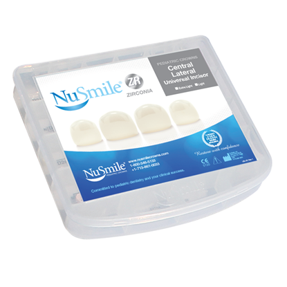 Picture of NuSmile ZR Zirconia Central / Lateral Evaluation Kit