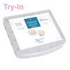 Picture of NuSmile ZR Try-In 1st Primary Regular Molar Kit