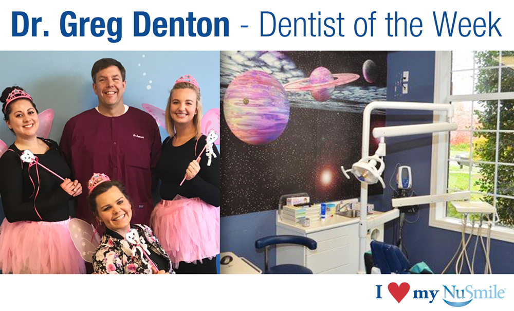 greg denton dentist of the week